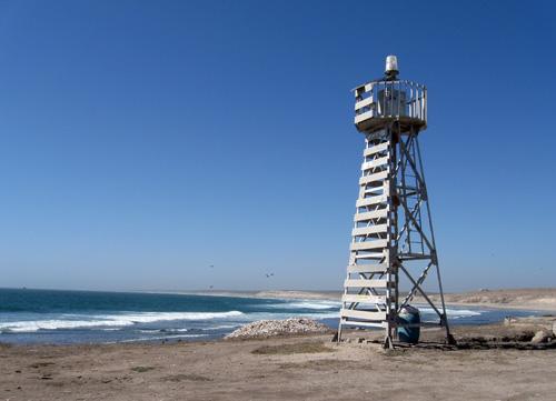 El Conejo lighthouse